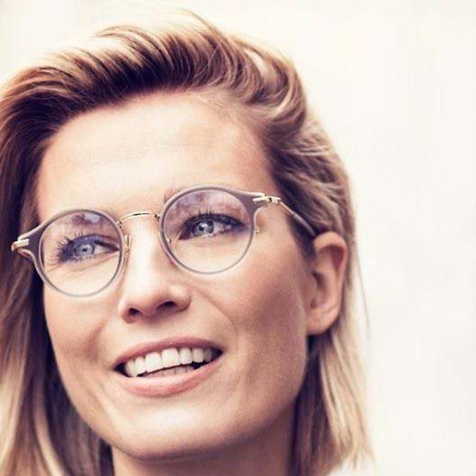 een bril van Mestrini